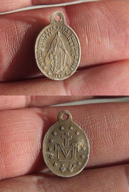 Medaille miraculeuse de la rue du Bac 6a99d53d