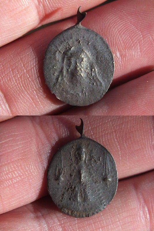 Medaille ND-de-Liesse  - VII/XVIIIème F0760692