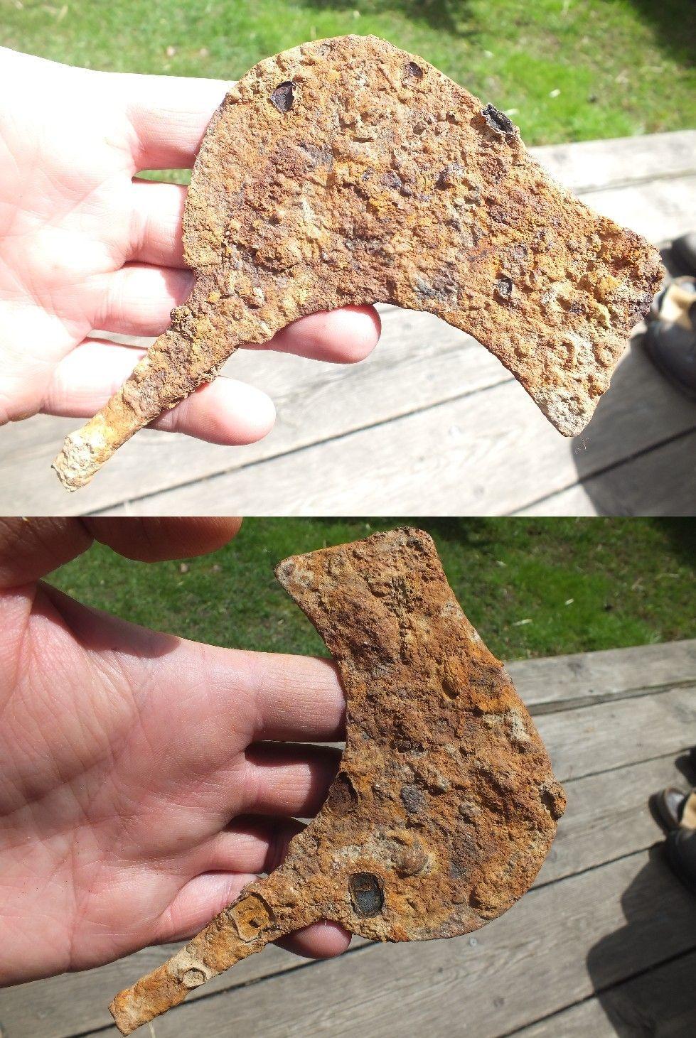 Ancienne lame de serpe à ébrancher type serpette maconnaise neuve quincaillerie